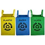 Proteam Recycling Bags, Set Of 3by PROTEAM