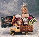 Executive Antique Truck Gift Basket - Medium