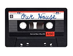 Retro Cassette Tape Floor Mat
