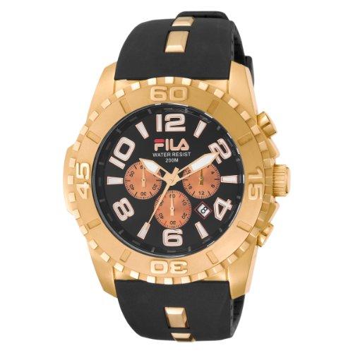Fila Men's FA0847-91 Chronograph 1/1 second Abissi Watch
