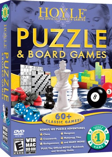 Hoyle Puzzle & Board Games 2008 [Old Version] front-19105