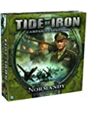 Tide of Iron Campaign Expansion: Normandy: World War II Tactical Combat for 2-4 Players