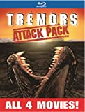 Tremors Attack Pack (Tremors 1-4 Collection) [Blu-ray] (Bilingual)