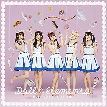 エクレア~love is like a sweets~(初回生産限定盤A)(DVD付)