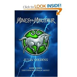 Mines of the Minotaur (Companions Quartet)