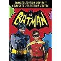 Batman�: La s�rie des ann�es 1960 - Edition collector contenant une figurine de la Batmobile + Cartes � collectionner + Livre collector - [Blu-ray]