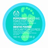 The Body Shop Peppermint Smoothing Pumice Foot Scrub, 3.45-Fluid Ounce thumbnail