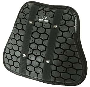 hit-air(無限電光) HC胸部パッド ポリプロピレン・ポリエチレン・メッシュ ブラック W275xH226mm 4560216413590