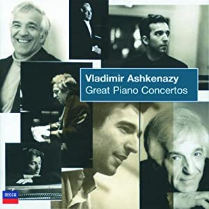 Vladimir Ashkenazy -  Great Piano Concertos - Disc 10