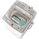 アクア 10.0kg 全自動洗濯機 クリアホワイトAQUA ツインウォッシュ AQW-VW1000D-WX