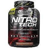 Muscletech Nitrotech Performance Series Milk Chocolate, 3.97 Pounds