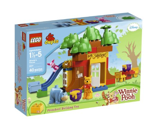 5196gBm9%2BTL Cheap Buy  LEGO Winnies House 5947