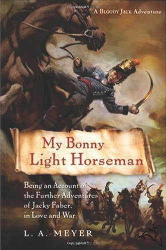 My Bonny Light Horseman (Bloody Jack Adventures) front-881487