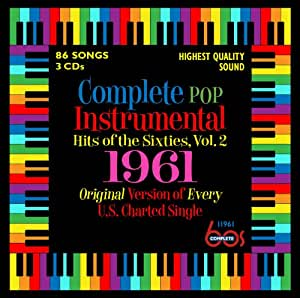 Complete Pop Instrumental Hits Of The Sixties, Volume 2 - 1961
