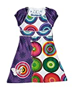 Desigual Vestido Mubert Re (Morado)