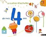 echange, troc Takashi Muto - Le cahier d'activités de mes 4 ans
