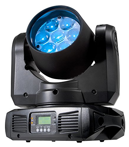 Adj Products Inno Color Beam Z7 High-Output Led Moving Head Beam Fixture With Motorized Zoom