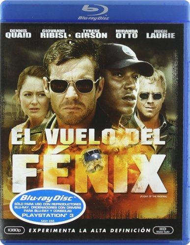 El Vuelo Del Fenix [Blu-ray]