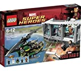 LEGO Super Heroes Marvel - Iron Man: Malibu Mansion Attack - 76007