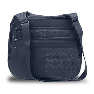 Travelon Nylon Quilted Shoulder Bag 79
