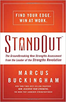 Standout marcus buckingham pdf