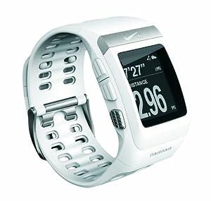 TomTom Nike+ SportWatch GPS Blanc/Argent (1JA0.054.05)