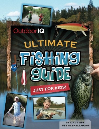 OutdoorIQ Ultimate Fishing Guide Just For Kids! (Books Fishing compare prices)