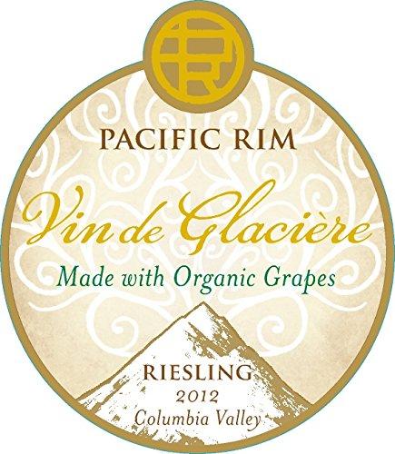 2012 Pacific Rim Vin De Glacire Riesling 375 Ml