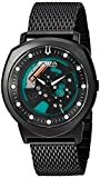 Bulova Men's 98A136 Accutron II Analog Display Japanese Quartz Black Watch Rating