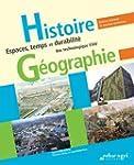 Histoire G�ographie Bac technologique...