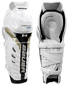 Bauer Nexus 1000 Junior Hockey Shin Guards by Bauer