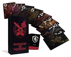 カードゲーム ダンジョンオブマンダム