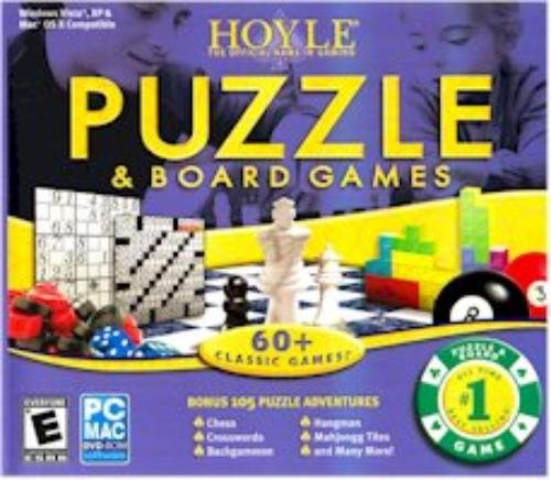 Encore HOYLEPUZZLEGMS Hoyle Puzzle and Board Games - 1