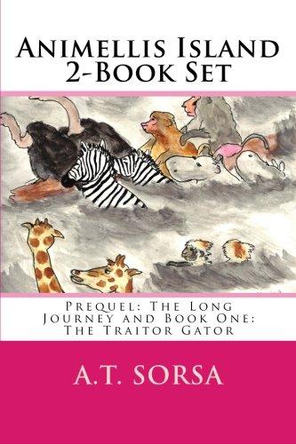 Animellis Island 2-Book Set