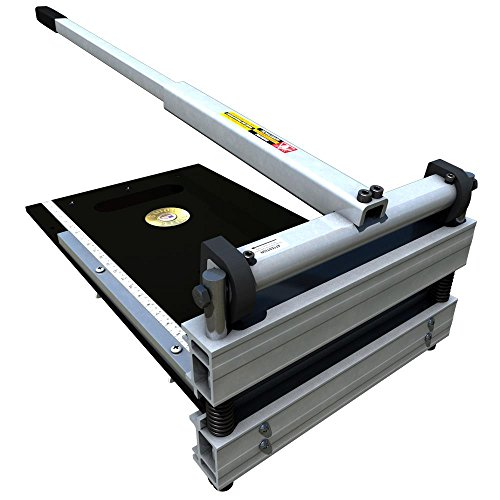 Bullet Tools 13 in. EZ Shear Siding Cutter with blade for hardie plank, vinyl siding, fiber-cement siding, and trim