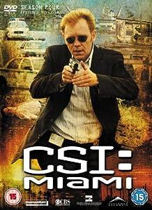 C.S.I: Crime Scene Investigation - Miami - Season 4 Part 1 [DVD] [2005]