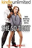 She So Tight (Taboo Older Younger Babysitter WWBM Pregnancy Steamy Romance)