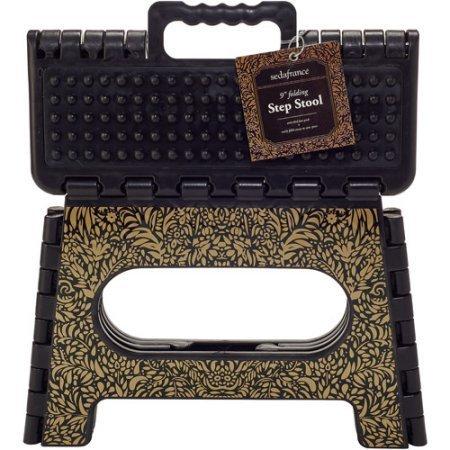 sedafrance-folding-step-stool-molee-royal-noir-by-simplify-product