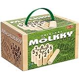 Tactic Games 40693 - Midi Mölkky, Holzspiel