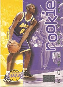 Kobe Bryant 1996-97 Skybox Premium NBA Rookie Card #203 (Lakers)