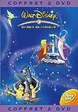echange, troc Coffret Magie 2 DVD : Le Livre de la Jungle 2 / Merlin l'enchanteur
