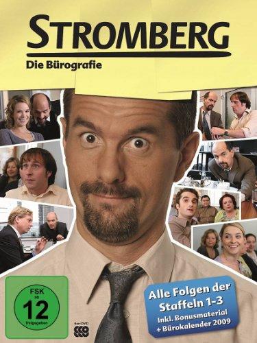 Stromberg - Die Bürographie (Staffel 1-3) [6 DVDs]