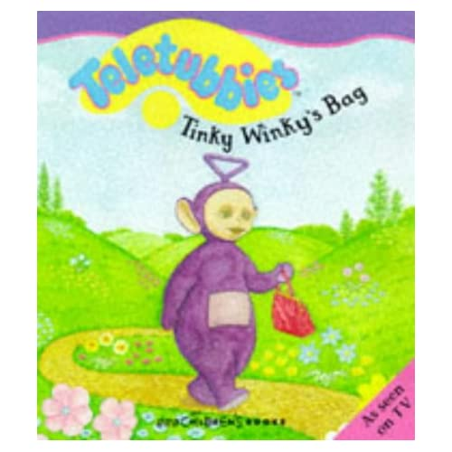 TELETUBBIES'': TINKY WINKY'S BAG': BBC STAFF: 9780563380504: Amazon