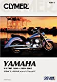 img - for Clymer Yamaha V-Star 1100 1999-2005 (Clymer Motorcycle Repair) book / textbook / text book