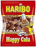 HARIBO - ハリボー - Happy Cola -200 g - 7,05 oz - ハッピーコーラ - 200グラム - 7.05オンス