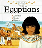 The Egyptians (Footsteps in Time) (0516080563) by Thomson, Ruth