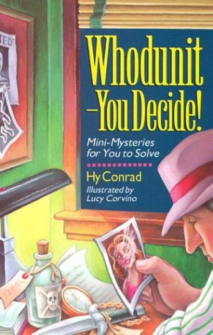 Image for Whodunit--You Decide : Mini-Mysteries for You to Solve