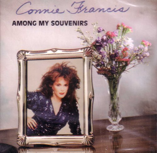Connie Francis - Among My Souvenirs (UK Import) - Zortam Music