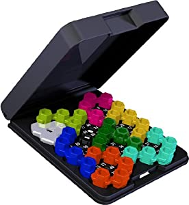 Amazon.com: Hexus - The Color Conne Counting Puzzler: Toys & Games