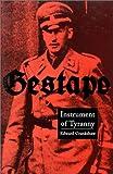Gestapo: Instrument of Tyranny (0306805677) by Crankshaw, Edward